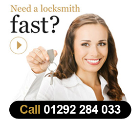 Emergency Locksmith Ayrshire