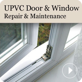 upvc door window repair ayrshire