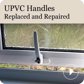 upvc handles repaired replaced Ayrshire